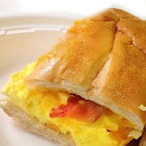 Bacon Egg & Cheese (Sandwich)